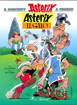ASTERIX # 01 EL GALO