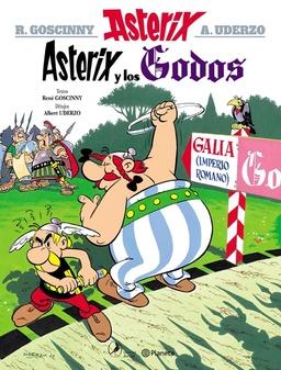ASTERIX # 03 LOS GODOS