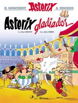 ASTERIX # 04 GLADIADOR