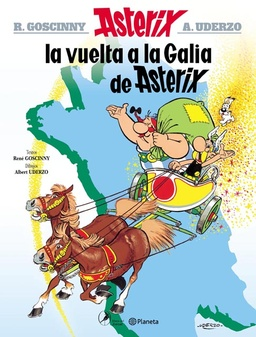 ASTERIX # 05 LA VUELTA A GALIA
