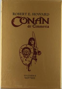 CONAN DE CIMMERIA VOL I