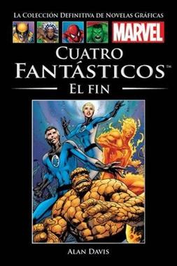 COLECC. DEF. MARVEL # 22 - (46) CUATRO FANTASTICOS EL FIN