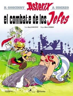 ASTERIX # 07 EL COMBATE DE LOS JEFES