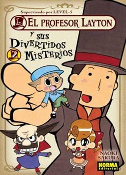 EL PROFESOR LAYTON Y SUS MISTERIOS 02