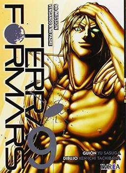 TERRA FORMARS # 09