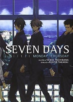 SEVEN DAYS # 01 DE 02