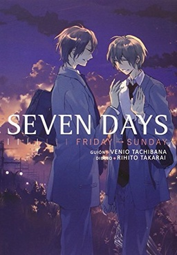 SEVEN DAYS # 02 DE 02