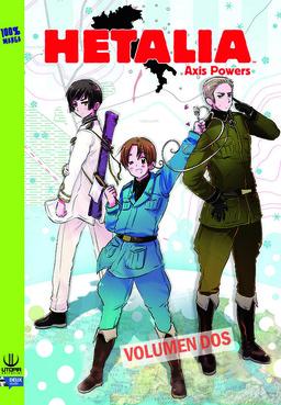 HETALIA AXIS POWER # 02