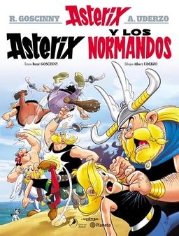 ASTERIX # 09 ASTERIX Y LOS NORMANDOS
