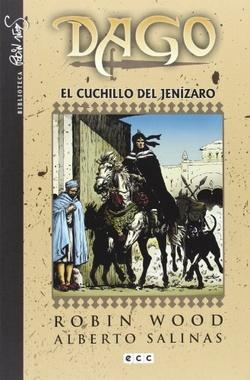 DAGO # 05: EL CUCHILLO DEL JEIZARO