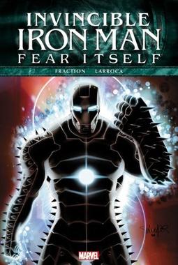 FEAR ITSELF: INVICIBLE IRON MAN