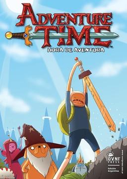 ADVENTURE TIME # 05 (HORA DE AVENTURA)
