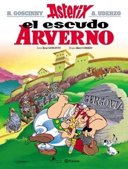 ASTERIX # 11 EL ESCUDO AVERNO
