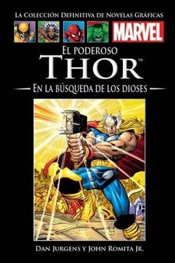COLECC. DEF. MARVEL # 27 - (13) THOR EN LA BUSQUEDA DE LOS DIOSES