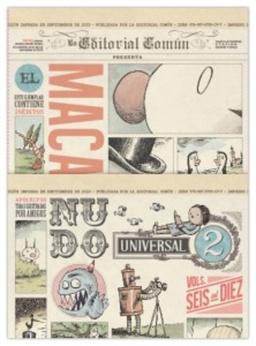 EL MACANUDO UNIVERSAL # 02