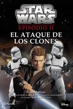 STAR WARS EPISODIO II : EL ATAQUE DE LOS CLONES