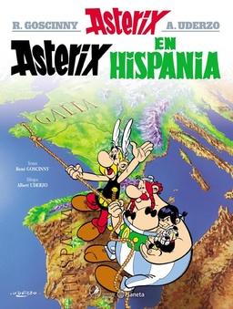 ASTERIX # 14 ASTERIX EN HISPANIA