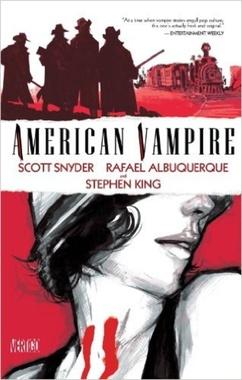 AMERICAN VAMPIRE VOL.1