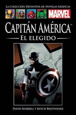 COLECC. DEF. MARVEL # 31 - (48) CAPITAN AMERICA EL ELEGIDO