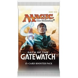 MAGIC BOOSTER X 15 - OATH OF THE GATEWACTH (juramento de los guardianes)