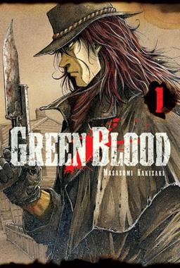 GREEN BLOOD # 01