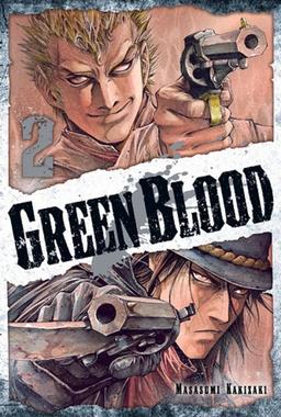 GREEN BLOOD # 02