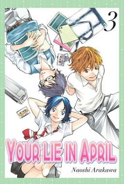 YOUR LIE IN APRIL # 03