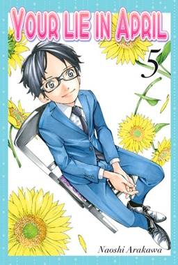 YOUR LIE IN APRIL # 05