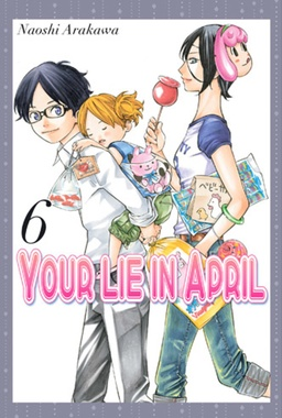 YOUR LIE IN APRIL # 06