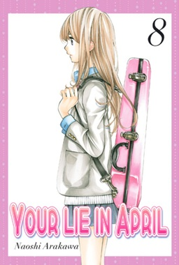 YOUR LIE IN APRIL # 08