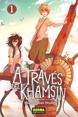 A TRAVES DEL KHAMSIN # 01