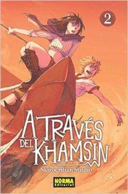 A TRAVES DEL KHAMSIN # 02