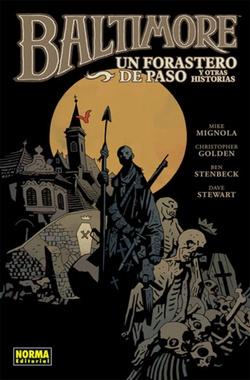BALTIMORE # 03 UN FORASTERO DE PASO Y OTRAS HISTORIAS