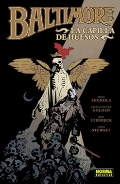 BALTIMORE # 04 LA CAPILLA DE HUESOS