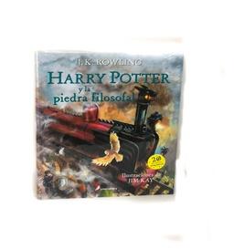 HARRY POTTER # 01 Y LA PIEDRA FILOSOFAL (EDICION ILUSTRADA)