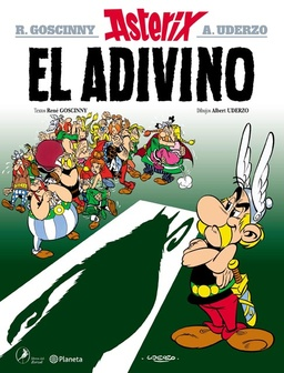 ASTERIX # 19 EL ADIVINO