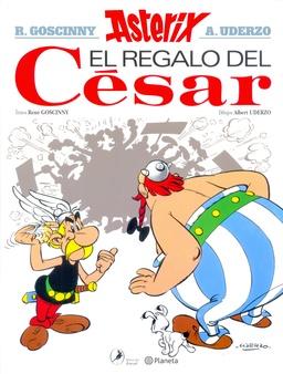 ASTERIX # 21 EL REGALO DEL CESAR