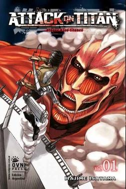 ATTACK ON TITAN # 01