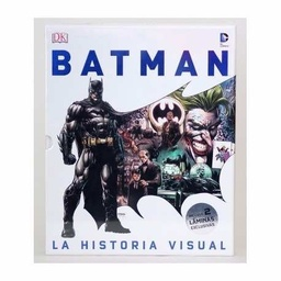 BATMAN LA HISTORIA VISUAL