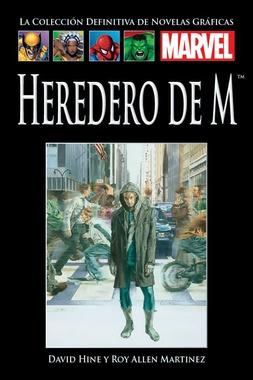 COLECC. DEF. MARVEL # 43 - (39) HEREDERO DE M