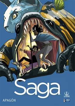 SAGA # 05 APAGON
