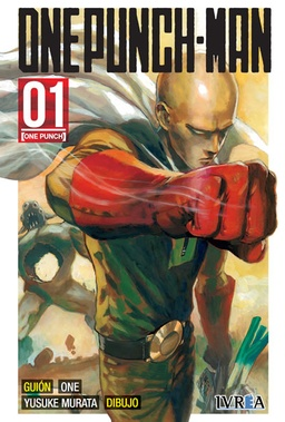 ONE PUNCH-MAN # 01