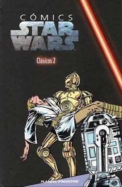 COMICS STAR WARS # 02 - CLASICOS 02