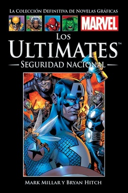 COLECC. DEF. MARVEL # 44 - (37) THE ULTIMATES SEGURIDAD NACIONAL