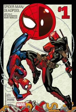 SPIDERMAN/DEADPOOL # 01