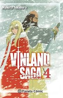 VINLAND SAGA # 04