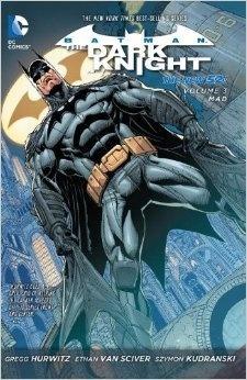 BATMAN THE DARK KNIGHT VOL 3: MAD HC