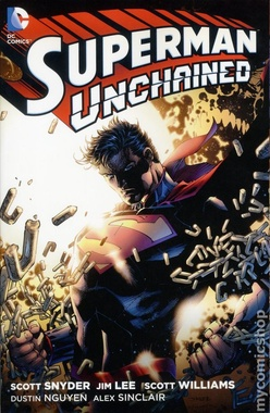 SUPERMAN UNCHAINED TPB