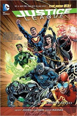 JUSTICE LEAGUE VOL 05: FOREVER HEROES HC