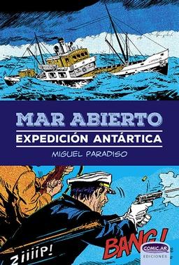 MAR ABIERTO EXPEDICION ANTARTICA